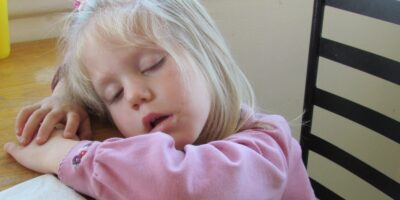 lack of sleeping for kids